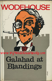 PG Wodehouse Galahad at Blandings