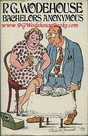 PG Wodehouse Bachelors Anonymous