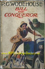 PG Wodehouse Bill the Conqueror