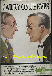 PG Wodehouse Carry on Jeeves