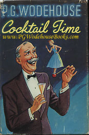 PG Wodehouse Cocktail Time