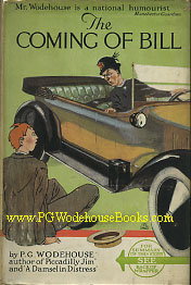 PG Wodehouse The Coming of Bill