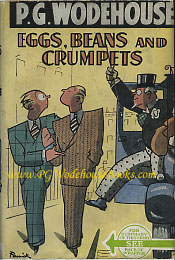 PG Wodehouse Eggs Beans and Crumpets