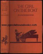 PG Wodehouse The Girl on the Boat