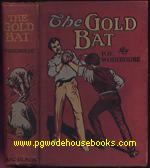PG Wodehouse The Gold Bat