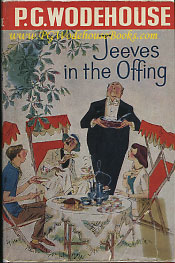 PG Wodehouse Jeeves in the Offing