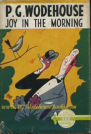 PG Wodehouse Joy in the Morning