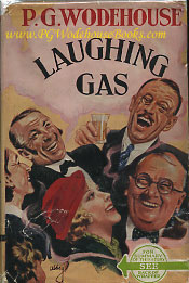 PG Wodehouse Laughing Gas