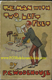 PG Wodehouse The Man with Two Left Feet