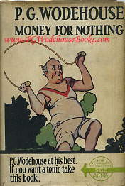 PG Wodehouse Money for Nothing