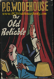 PG Wodehouse The Old Reliable