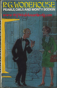 PG Wodehouse Pearls Girls and Monty Bodkin