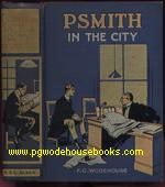 PG Wodehouse Psmith in the City
