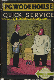 PG Wodehouse Quick Service