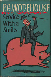 PG Wodehouse Service With a Smile