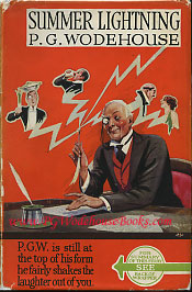PG Wodehouse Summer Lightning