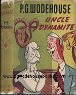 PG Wodehouse Uncle Dynamite